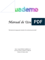 Manual de Usuario Pcuaderno