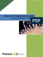Aulas de Protagonismo Juvenil EF