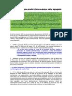 CEL - Perú 2015 Por Una Producción Con Valor Agregado