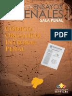 Revista Ensayos Penal 8 - CNJ