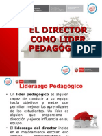 2. Director Como Lider Pedagógico