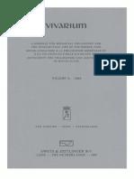 Vivarium - Vol. 6, Nos. 1-2, 1968