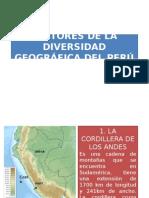 Factores de La Diversidad Geogrc3a1fica Del Perc3ba