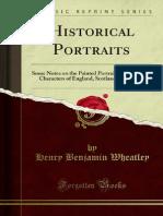 Historical Portraits 1000047777