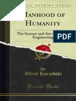 Manhood of Humanity 1000318637