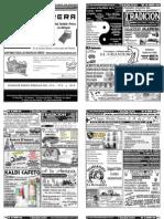 REVISTA COMERCIAL TRADICION # 38 DEL MES DE ENERO 2015