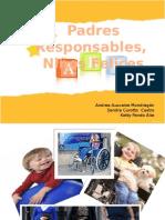 Taller Padres Responsables Niños Felices