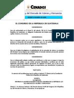 Reformas al Decreto 34-1996