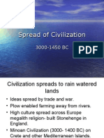 Spread of Civilization - Section 6, Vol. 1