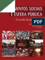 Mov Social e Esfera Pública