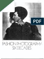 1975 Fashion Photgraphy Six Decades an Art of Democracy