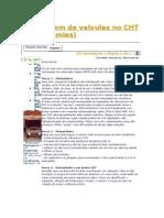 Regulagem de valvulas no CHT.docx