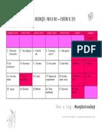 2015 - Calendário #aophotoaday - Fevereiro