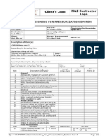 QA-F-VN-PCM- Pre T & C for Pressurization Sys