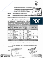 Informe Nº 017-2014