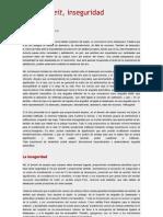 Yago Franco Desamparo e Inseguridad