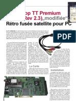 DVB-S PCI Satellite Card