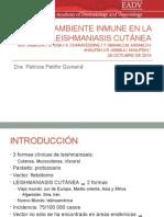 El Microambiente Inmunitario en Leishmaniasis Cutánea - Ficha de Patricia Patiño Guinand