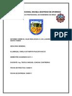 Informe de Recursos Mineros de Region 2