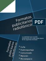 formatos radiofonicos