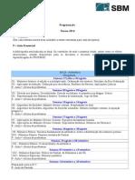 Ma14 2015 2 Programação