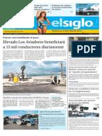 Edicion Impresa Elsiglo 01-02-2015
