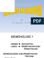 kriminologi