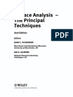 Vickerman - Surface Analysis the Principal Techniques