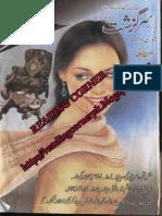 Sarguzasht Digest March 2015 Pdf