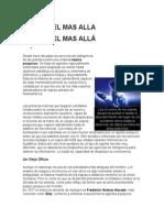 Espias Del Mas Alla