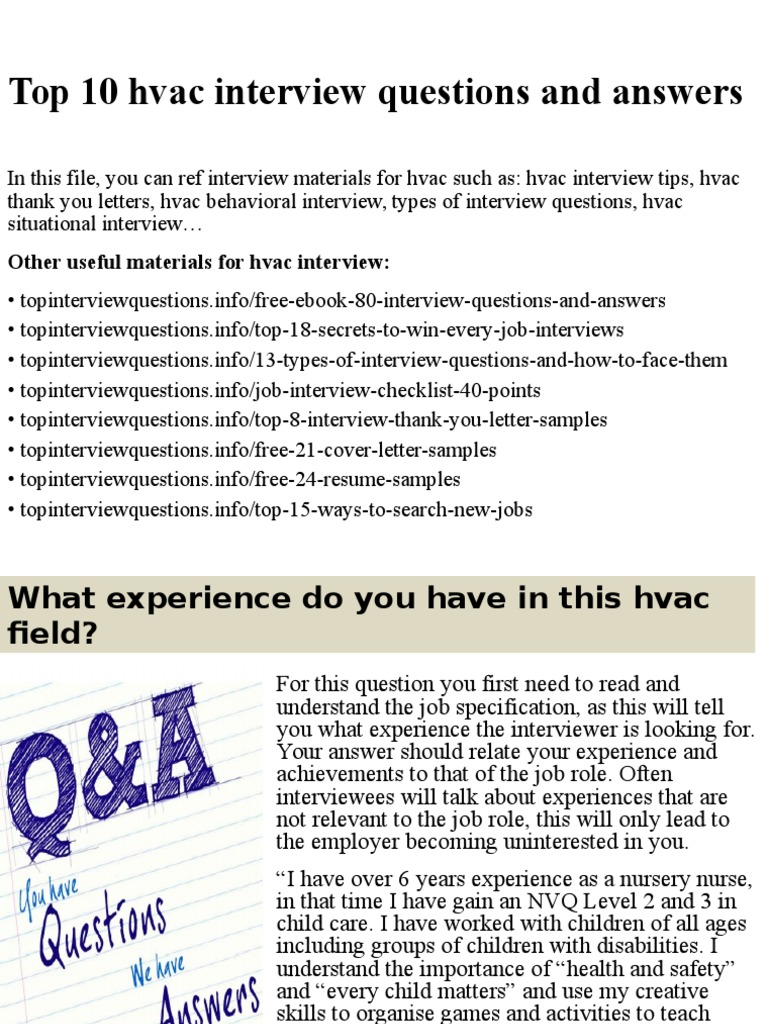 Sample rn interview thank you letters ebook array top 10 hvac interview questions and answers pptx interview job rh pt fandeluxe Gallery