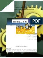 Informe Lubricacion