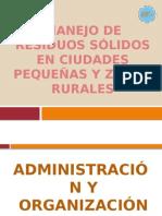 Manejo de Residuos Solidos en Cuidades Pequeñas y Zonas Rurales (1)