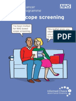 Bowel Scope Screening