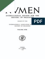 Numen Volume 18