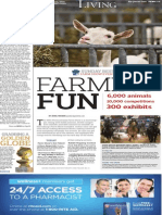 Sunday Living, Farm Show - The Patriot-News - Jan. 11, 2015