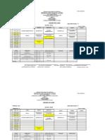 Horarios III Semestre 1-2015 Ing. Sistemas(Definitivo 21ene)