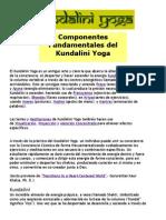 Componentes Fundamentales Del Kundalini Yoga