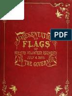 (1865) Presentation of Flags of New York Volunteer Regiments