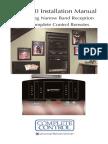 MRF260 Installation Manual