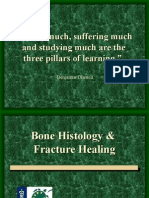 Bone histology & Repair