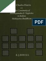 The Continuity of Madhyamaka