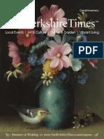 Our BerkshireTimes Magazine, Feb-Mar 2015