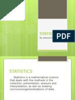 STATISTICS Data Presentation