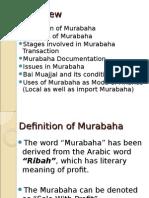 Murabaha Finance