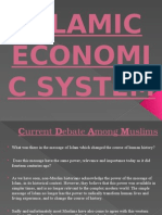Islamic Economics in the Light of Quran o Sunnah