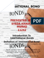 International Bond