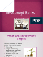 Investment Banks 3