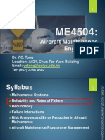 ME4504 02 Basic Reliability