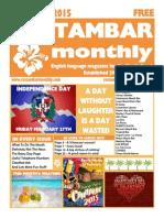 Costambar Monthly February 2015